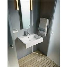 Duravit Badeværelsesvask - Porcelæn vask 600 X 470 mm