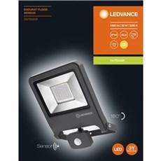 LEDVance Lysarmatur - ENDURA FLOOD 50 W Sensor