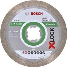 Bosch Diamantskæreskive - DIAMANTSKIVE XL 125MM BEST CERAMIC