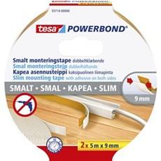 Tesa® Dobbeltklæbende tape - Powerbond Slim