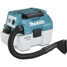 Makita Akku støvsuger - DVC750LZ U/BATTERI & LADER