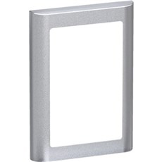 LK FUGA® Ramme - SOFT designramme + monteringsramme 1½ modul, IP20