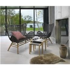 Outrium Havestol - Copenhagen 2 pers sofa
