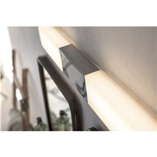 Philips Væglampe - Seabird wall lamp chrome 2x4.5W SELV