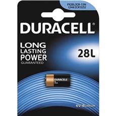 Duracell Special batterier - 28L Lithium Photo batteri