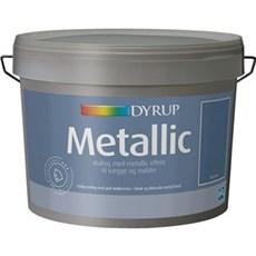 Dyrup Vægmaling - DYRUP METALLIC SHINY BLUE