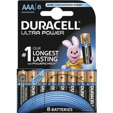 Duracell AAA batterier - Ultra Power AAA 8pk