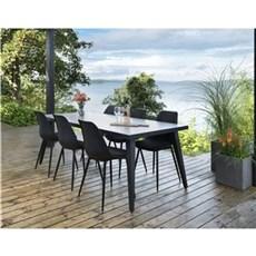 Outrium Havemøbelsæt - Cannes/Colmar 6 stole