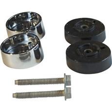 Weber® Reservedele - Skruepose  Kromringe+Spacer+Skruer