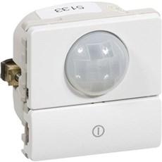 LK FUGA® Stikkontakt - 90 graders bevægelsesmelder/PIR 1 modul Hvid
