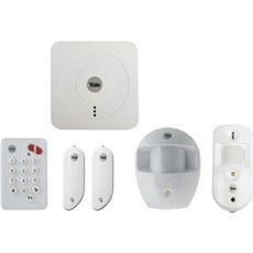 Yale Alarmsikring - Smart Living alarm startpakke