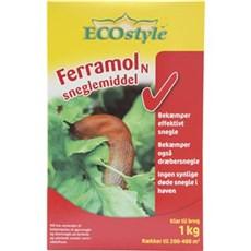 ECOstyle Sneglemiddel - Ferramol 1000gr