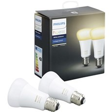 Philips LED - Hue White Ambiance A60 E27 Retail 2P