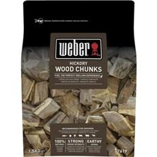 Weber® Røgning - Røgchunks Hickory