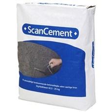 ScanCement Cement - Grå cement 25 kg 25 kg