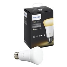 Philips LED - HUE WHITE AMBIANCE PÆRE - E27 / 9,5W