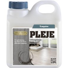 Trip Trap Træpleje - Oliepleje Hvid, 1 L