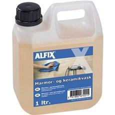 Alfix Fliserens og plejemiddel - Marmor- og keramikvask 1 ltr