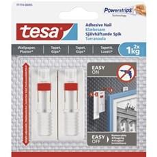 Tesa® Smart ophængningssystem - Justerbart klæbesøm til tapet og gips 1 kg
