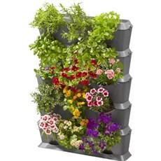 Gardena Havevander - NatureUp! Lodret basis-sæt inkl. vandingssæt m. tilslutning til vandhane