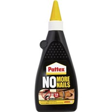 Pattex Montagelim - Montagelim No more nails wood 200 g