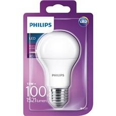 Philips LED - LED 100W A60 E27 WW 230V FR ND 1BC/4