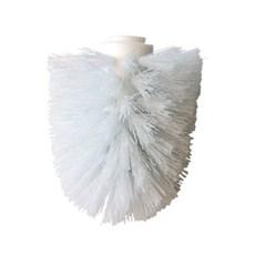 Saniscan Toiletbørste - Løs børstehoved i hvid