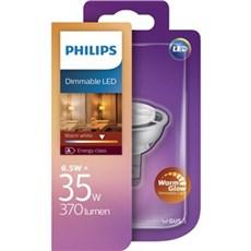 Philips LED - LED 35W GU5.3 WW 12V 36D WGD 1BC/4