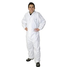 OX-ON Engangsdragt - Coverall Comfort L Str. L