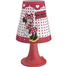 Philips Børnelampe - Disney Minnie Mouse Bordlampe