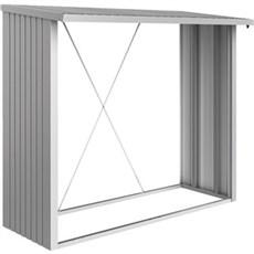 Biohort Brændely - WOODSTOCK STR. 230  2,34 M2 Sølv Metallic