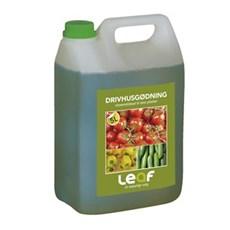 Leaf Gødning - Drivhusgødning 5 ltr.