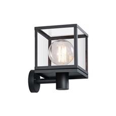 Nordlux Væglampe - DALTON VÆG E27 SORT