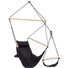 Amazonas Hængekøje - Swinger black hængestol