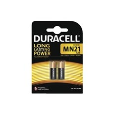 Duracell Special batterier - Security MN21 2pk