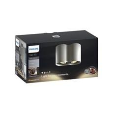 Philips Spotlampe - HUE PILLAR 2-SPOTS