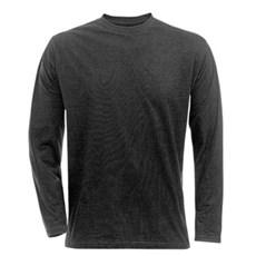 ACODE T-shirt - T-shirt med lange ærmer Str. L Sort