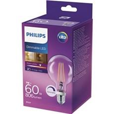 Philips LED - LEDClassic 60W G93 E27 WW G93 CL D