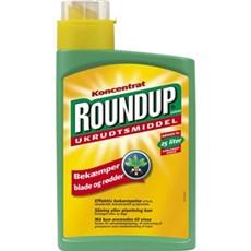 Roundup Ukrudtsmiddel - Roundup 1000ml koncentrat
