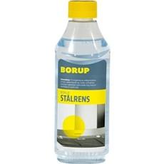 Borup Stålrens - specialmiddel til ståloverflader 250 ml