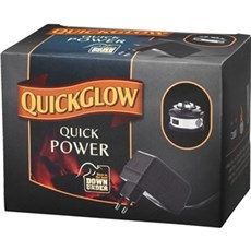 Quick Glow Grillstarter - Adapter