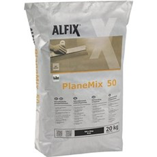 Alfix Gulvspartelprodukt - PlaneMix 50 - 20 kg