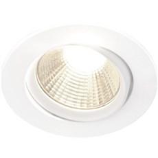 Nordlux Indbygningsspot - Dorado 2700K 3-Kit Dim Tilt Hvid