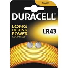 Duracell Special batterier - LR43 2pk