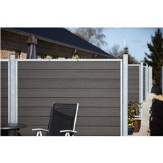 Wimex Hegn nem vedligehold - Nordic Fence 90 cm Efterf�lgende fag
