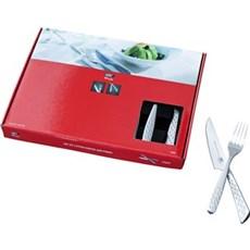 Weber® Grillbestik - Deluxe Steaksæt til 6 personer