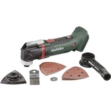 Metabo Akku multicutter - MT 18 LTX MULTITOOL SOLO U/ BATTERI OG LADER