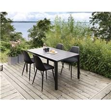 Outrium Havemøbelsæt - Toscana/Colmar 4 stole