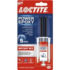 Loctite Hobbylim og speciallim - Power EpoxyLIM TRANSPARENT