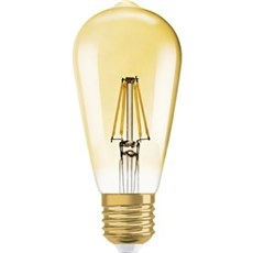 Osram LED - LED edison gold